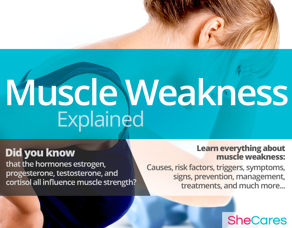 what causes severe muscle pain and weakness