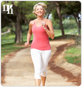 Women who exercise excessively may also experience low estrogen levels.