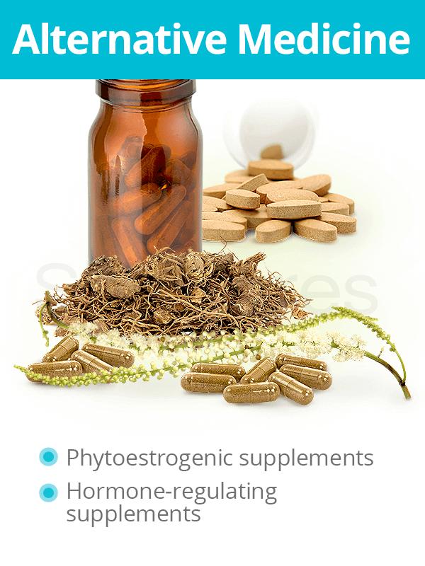 Alternative medicine as alternatives to bioidentical hormones