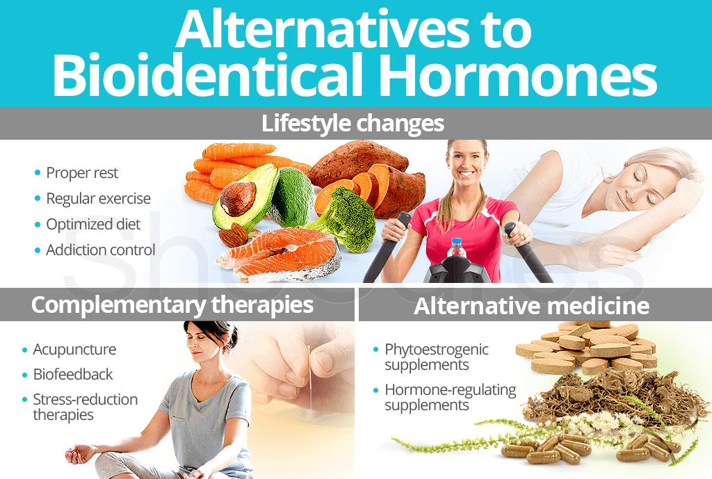 Alternatives to Bioidentical Hormones