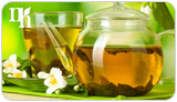 Green tea has a significant effect on your estrogens.