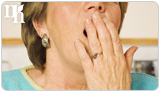High progesterone levels can cause fatigue and sedation.