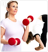 regular exercise routine is important in maintaining good health