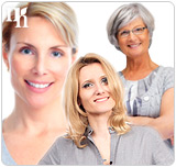 Anti-aging hormone therapy can maintain the levels of human growth hormone (HGH)