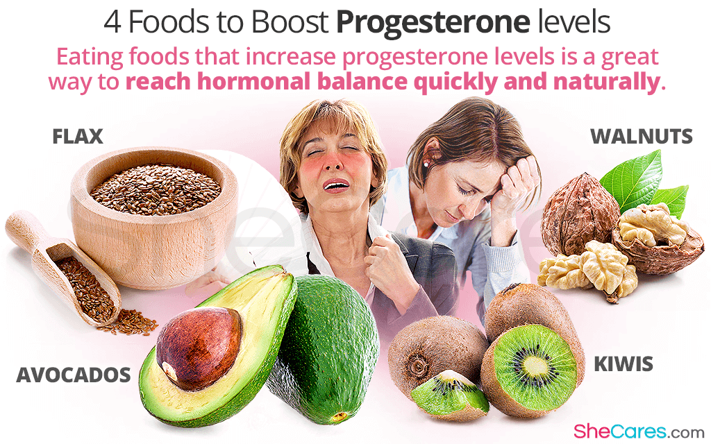 What Foods Contain Oestrogen