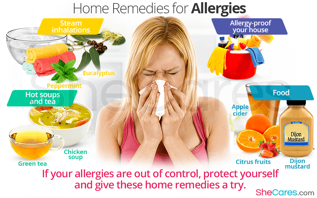 Are Home Remedies the Best Treatment for Allergies?