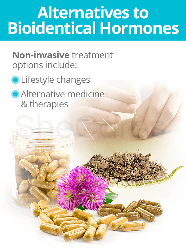 Alternatives to Bioidentical Hormones for Menopause