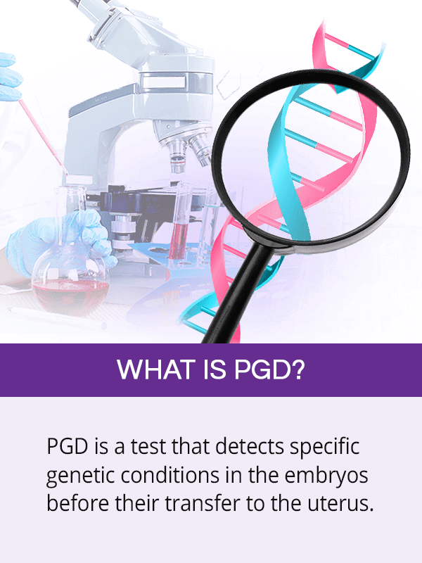 What is PGD?