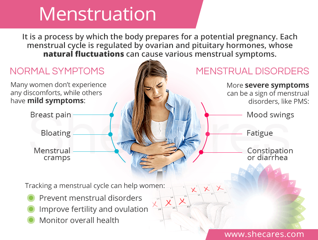 Menstruation: All About Periods