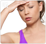 Headaches are a symptom associated with menopause