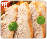 Turkey is a great alternative for red meats.