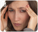 Headaches are an unpleasant symptom during menopause