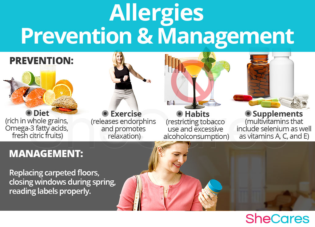 Allergies - Prevention and Management
