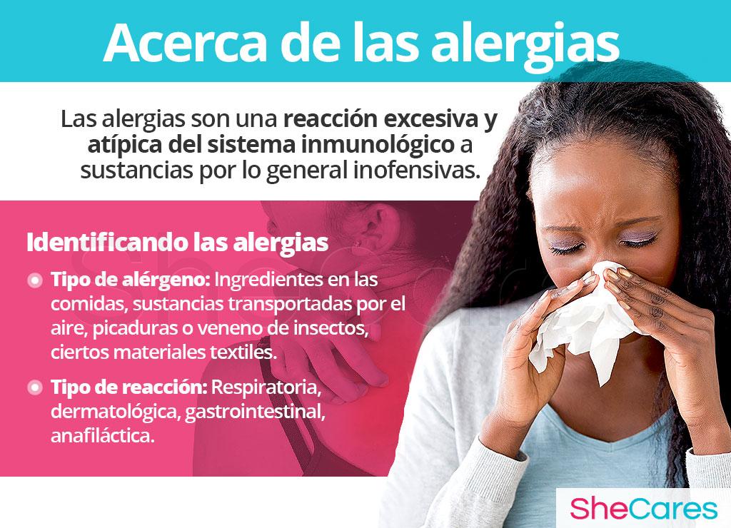 Acerca de las alergias