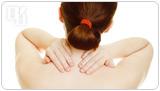 Neck pain is a symptom of thyroid disease