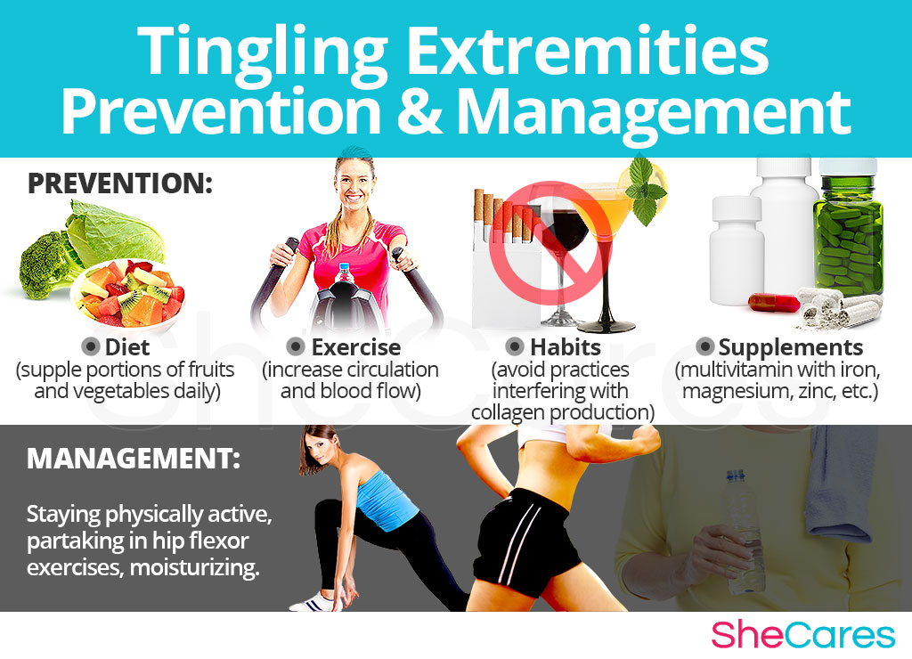 Tingling Extremities - Prevention and Management