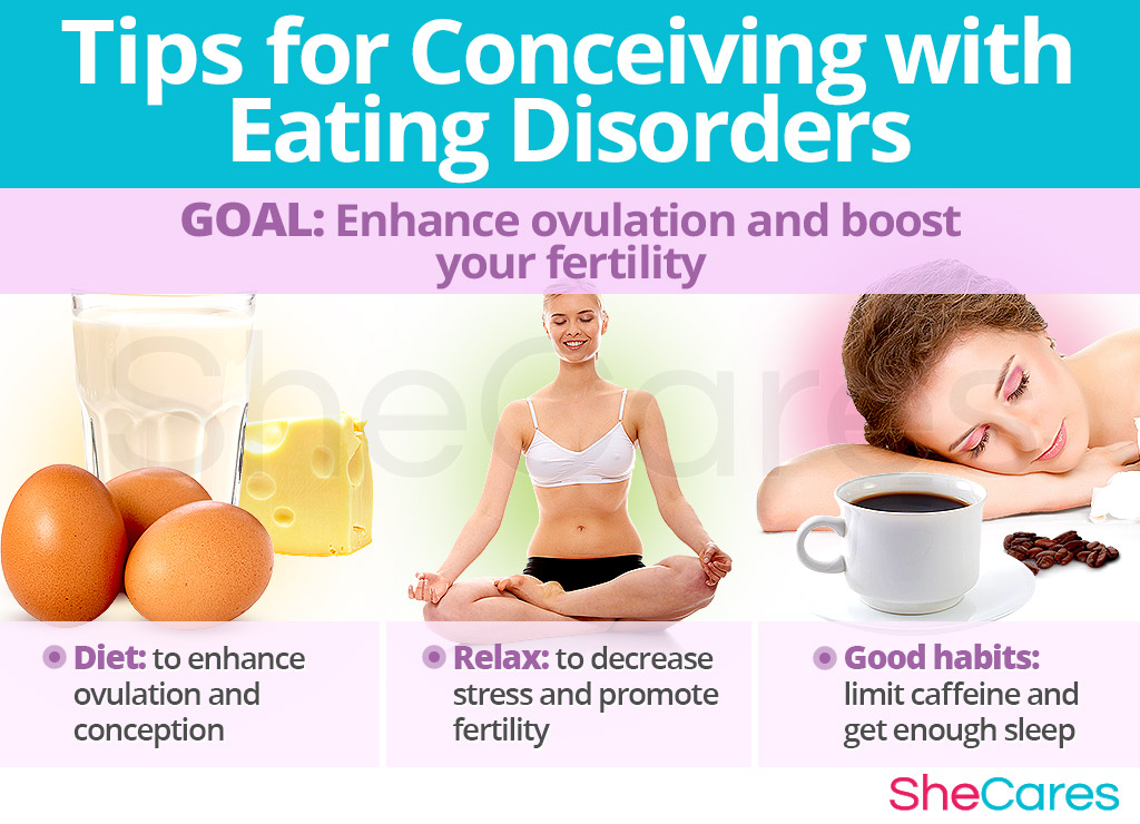 Tips for Conceiving with Eating Disorders