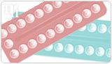 Birth control pills can cause a testosterone deficiency.