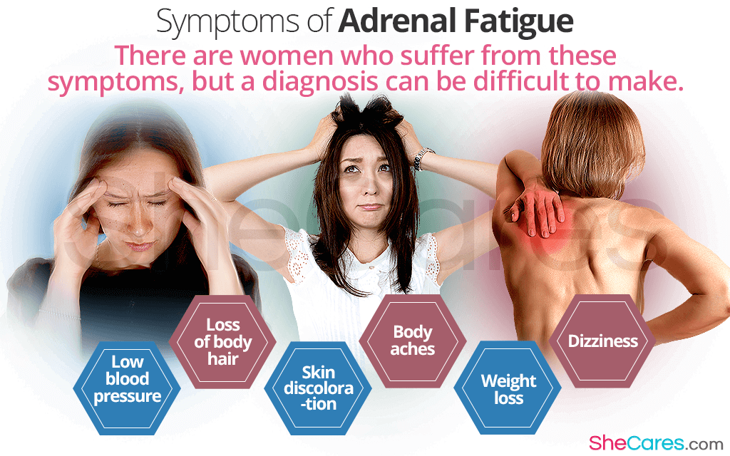 Adrenal Fatigue: Everything You Need to Know