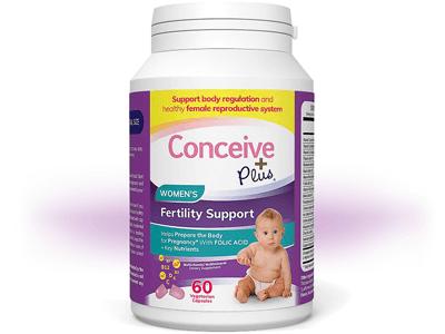 Conceive Plus Women's Fertility Support