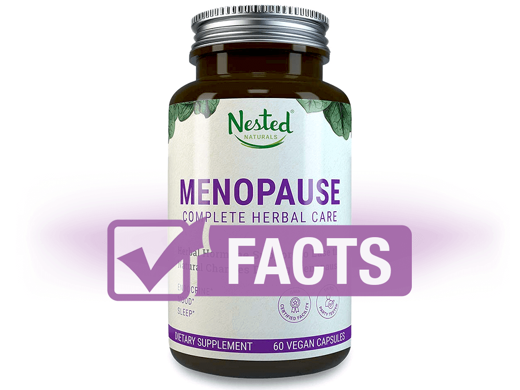 Nested Naturals Menopause Care: Complete Information