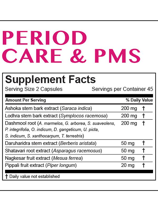 HERBAPEX Period Care & PMS HBRX