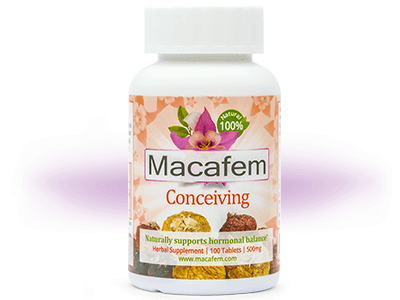 Macafem Conceiving: Complete Information