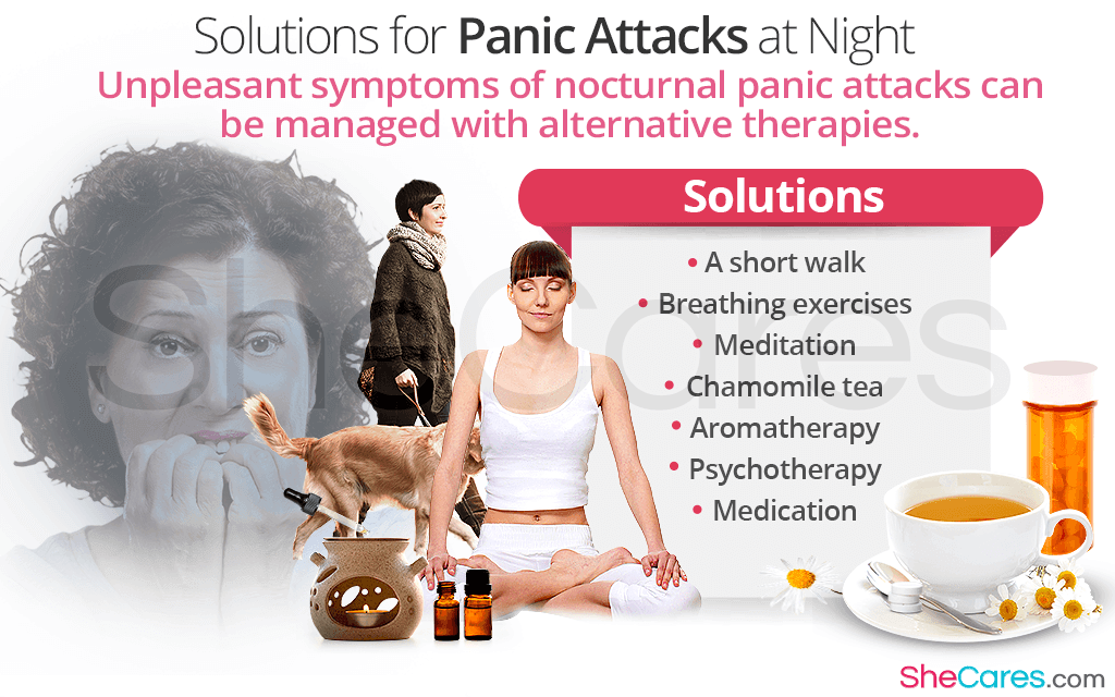 Solutions for Panic Attacks at Nigh