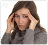Hormone imbalances often  result in various uncomfortable symtoms.