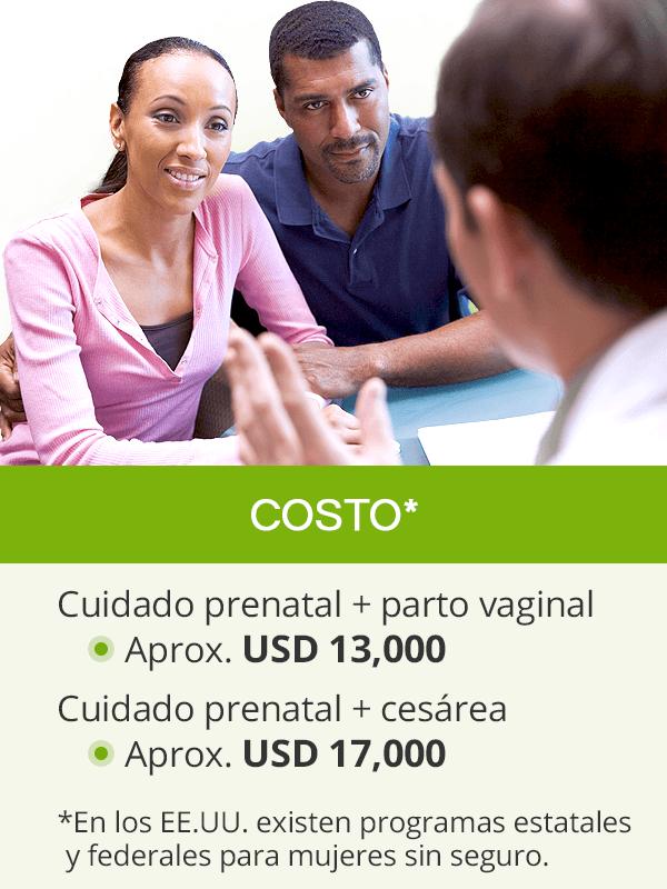 Costo del cuidado prenatal