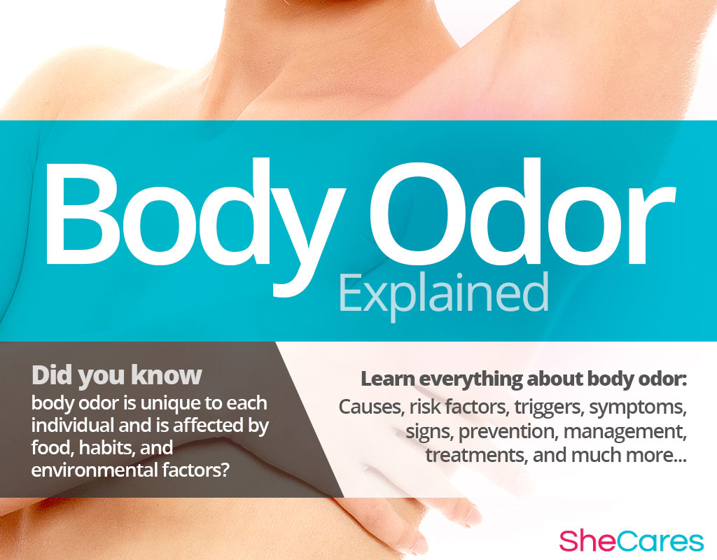 Changes in Body Odor
