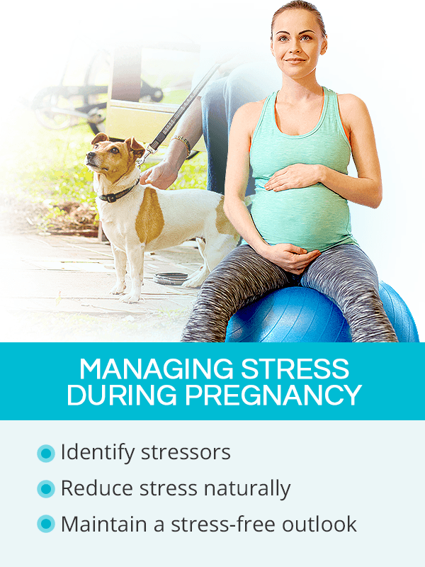 Managing stress during pregnancy
