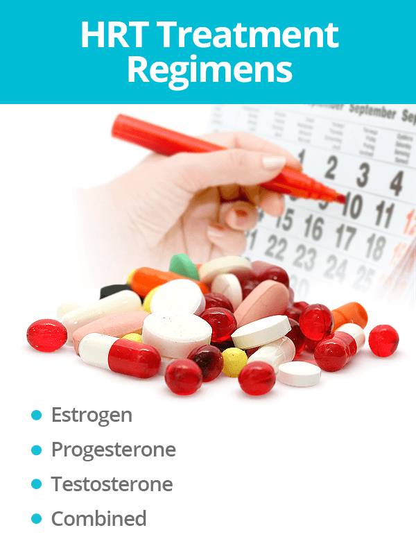 HRT Treatment Regimens