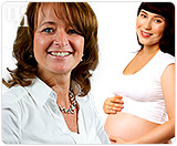 Many women experience the symptoms of hormone imbalance as a result of menopause and pregnancy