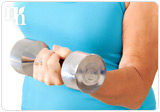 A healthy diet and exercise can help you to treat low progesterone levels