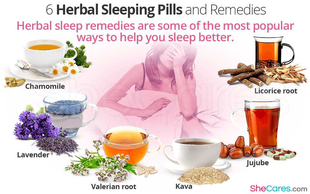 Herbal sleep remedies are some of the most popular ways to help you sleep better.