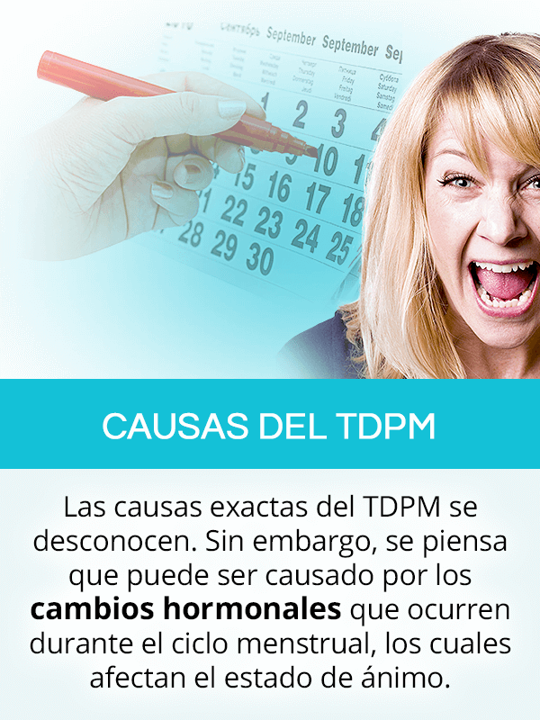 Causas del TDPM