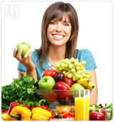 A good diet boosts progesterone levels