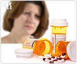 Hormone replacement therapy is an effective method of treating menopausal symptoms