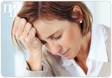 Increased hormone levels can cause physical and emotional problems