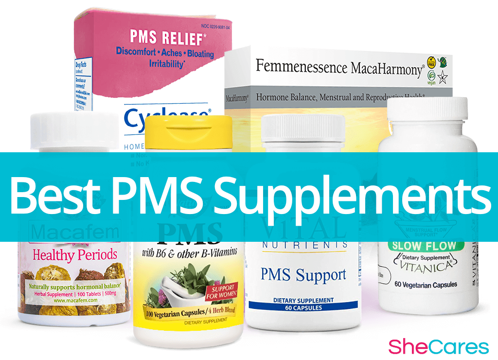 Best PMS Supplements Reviewed