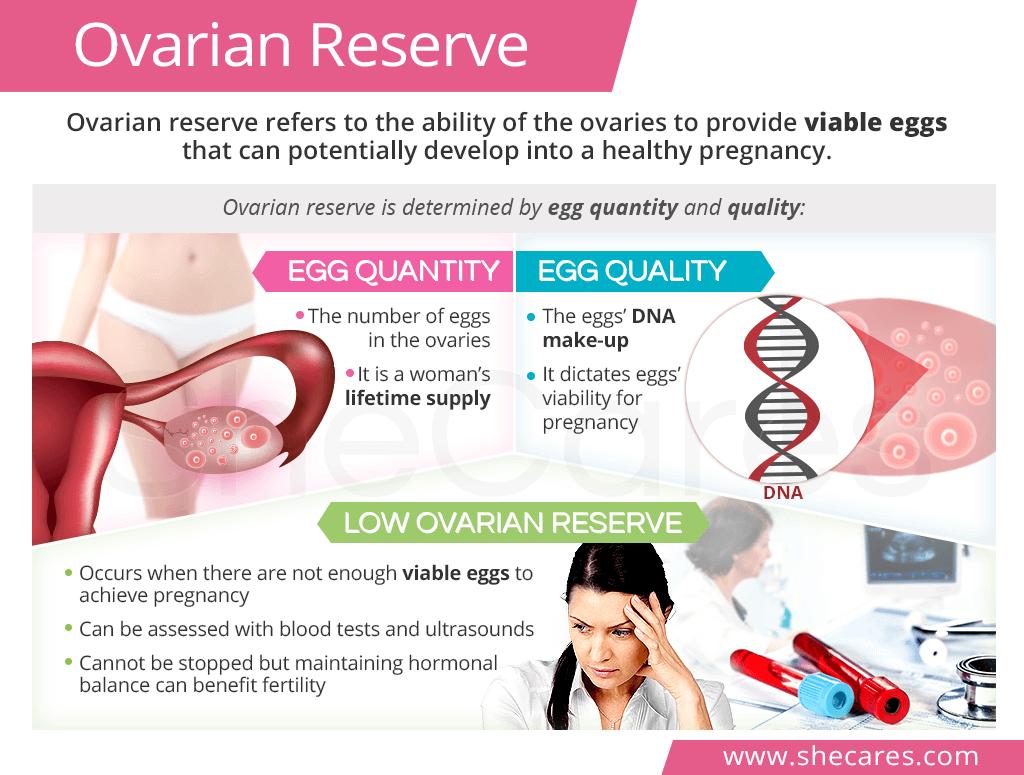 Ovarian reserve