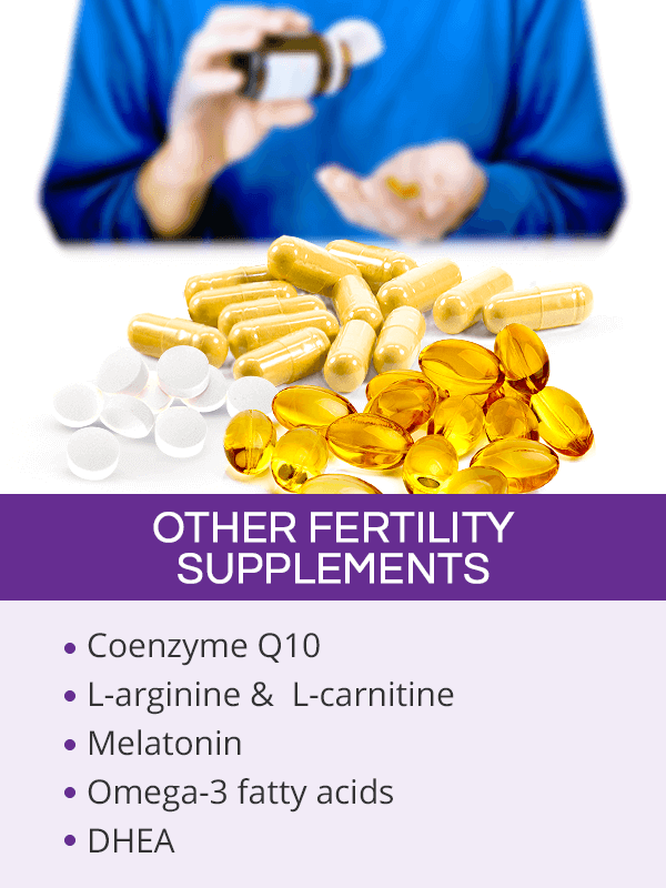 Other fertility supplements