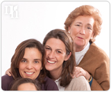 Menopause marks the end of the reproductive years.