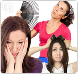 Menopause signs and symptoms can have a big impact on women's lives