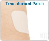 Transdermal patches are one way to deliver bioidentical hormones