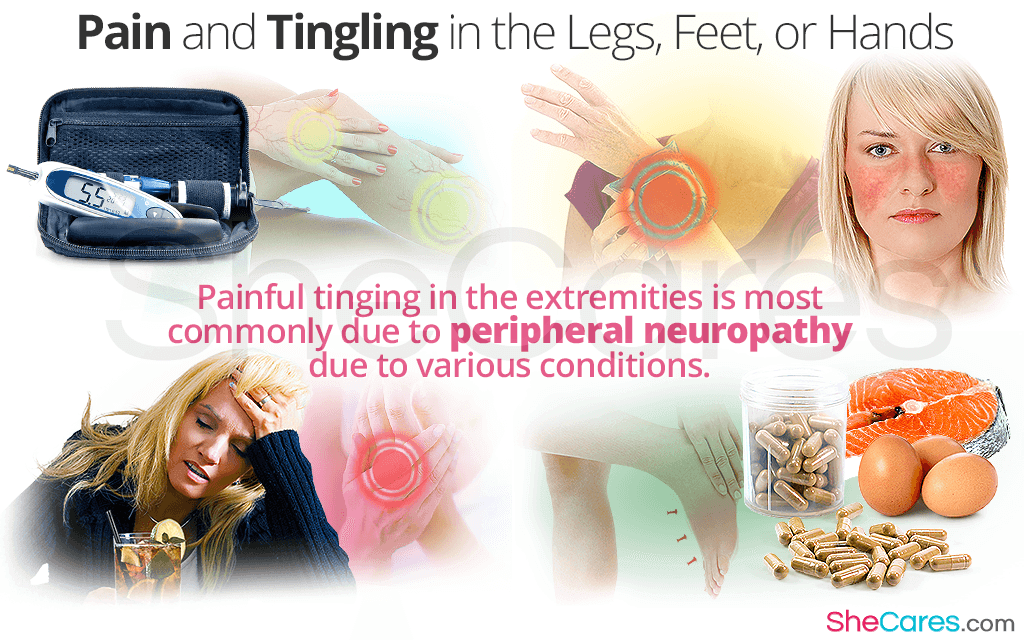 Tingling versus Pain in Legs, Feet, or Hands