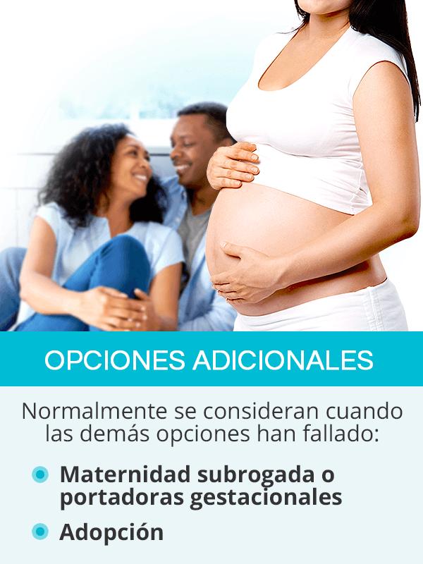 Formas adicionales de convertirse en padres