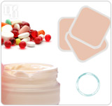 Estrogen is prescribed as a pill, vaginal cream, ring,  and patch.