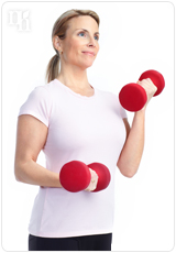 It is important to exercise regularly in order to keep hormone levels balanced.